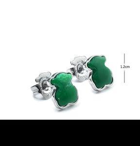 Not original Earrings green